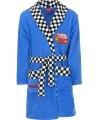 Cars badjas blauw voor jongens