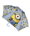 Disney Minion paraplu blauw
