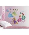 Disney wandstickers Prinsessen