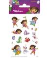 Stickers van Dora