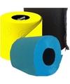 Gekleurde wc papier pakket type A