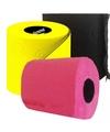 Gekleurde wc papier pakket type B