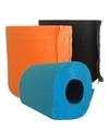 Gekleurde wc papier pakket type D