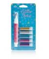 Knutsel glitter pennen licht