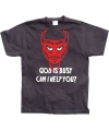 Feest God Is Busy shirt