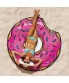Rond roze donut kleed 150 cm