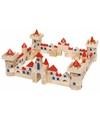 Bouwblokken kasteel in een doosje 145-delig