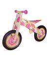 Kado meisje van 3 jaar roze fiets