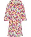 Fleece badjas met Oeko Tex keurmerk voor kinderen