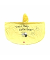 Regencape voor kids met bijtje