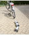 Herrie maken fietsblikken