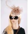 Champagnekleur Prinsjesdag hoeden