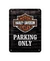 Harley Davidson muurdecoratie Alkmaar