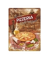 Leuke wanddecoratie pizza 30 x 40 cm