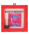 Inslaan in geval van nood condoom