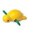 Opwindbare plastic bad schildpadden