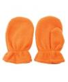 Oranje kinderwanten