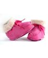 Babypantoffels roze