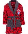 Spiderman badjas rood