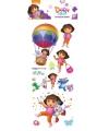 Dora 3D thema stickers