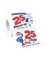 Wc papier 25 jaar