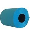 Zacht toilet papier turquoise
