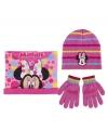 Winter set kids Minnie Mouse